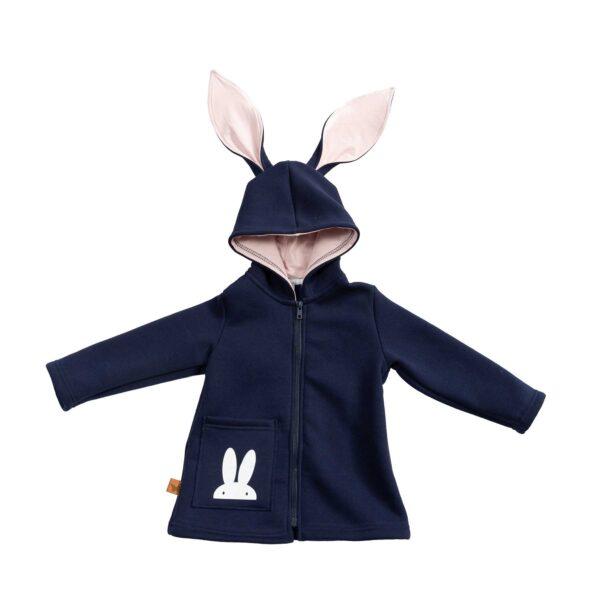 Bluza z uszami królika